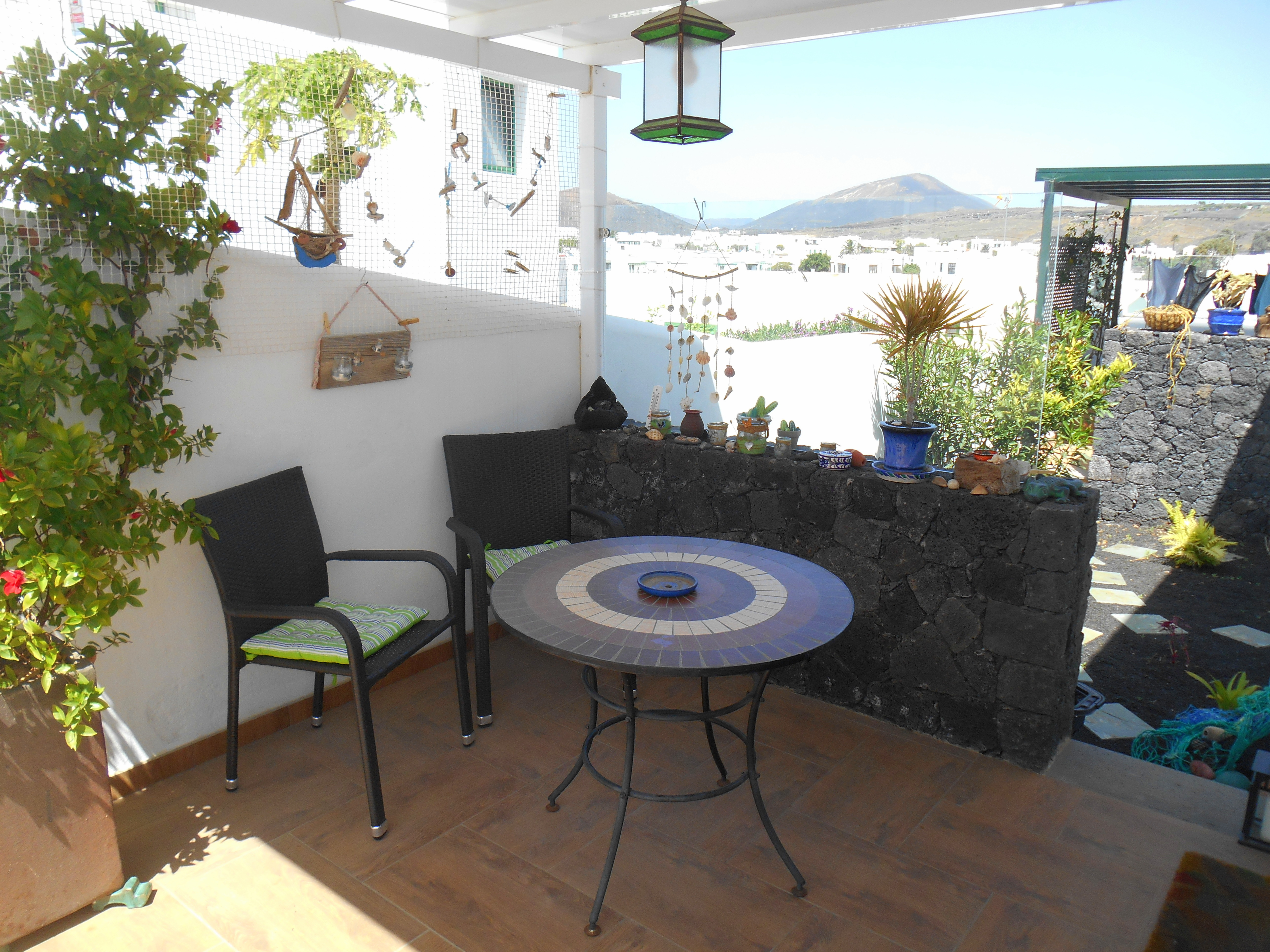 überdachte Terrasse überdachte terrasse golanzarote